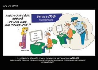 dyslexie et informatique