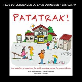Nouvelle imagePage couverture Patatrak