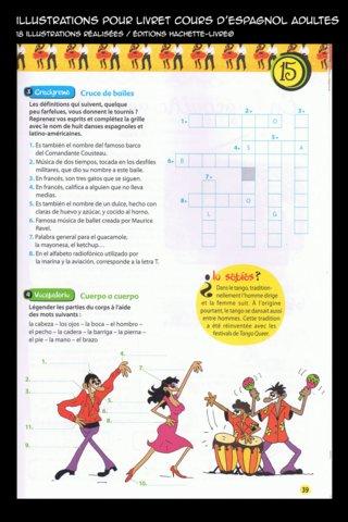 extrait livret cours d'espagnol espagnol
