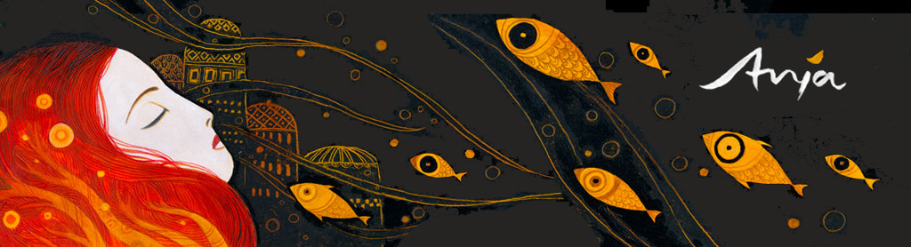 Illustrations Anja Klauss Portfolio :