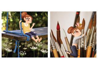 Photos Illustrées - Illustrated pictures - Numérique