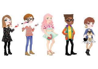 Carnet de styles - Lookbook - Numérique