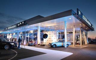BMW MONTAUBAN--Architecte: Serge CAPMAS - Maître d'Ouvrage: SCI MONT ALBA