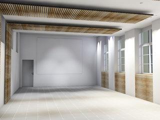 CENTRE CULTUREL MOISSAC-Architecte: Serge CAPMAS - Maître d'Ouvrage: Mairie de MOISSAC