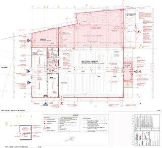 COMAI LAVAUR-Architecte: SergeCAPMAS - Maître d'Ouvrage: SCI JULYC
