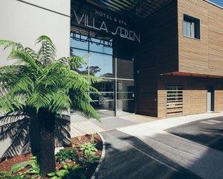 VILLA SEREN HOSSEGOR-Architecte:Serge CAPMAS-Maître d'Ouvrage:OPAD SA