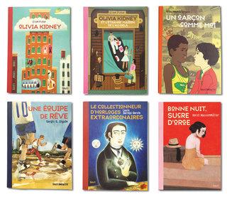 Collection roman ado (Seuil jeunesse)