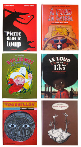 Albums jeunesse (Seuil jeunesse)