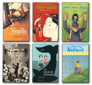 romans illustrés jeunesse (Seuil jeunesse)