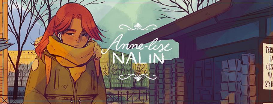Anne-lise NALIN :
