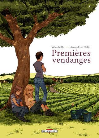Première Vendanges - Editions Delcourt