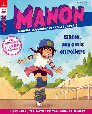 Magazine Manon n°149 - Milan Presse