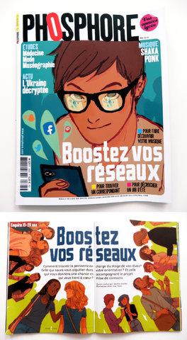 Magazine Phosphore - Bayard Presse