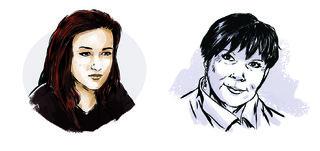 Portraits pour l'Inexploré n°27