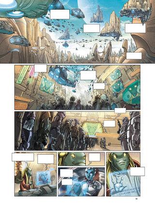 42 Agents Intergalactiques, Tome 3