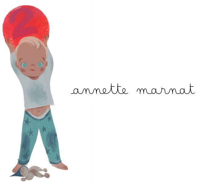 Annette Marnat :  : Ultra-book