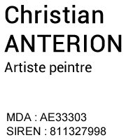 Christian AnterionCHRISTIAN ANTERION : Presse
