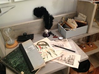 Cabinet de curiosité Johnnie Walker