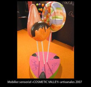 Mobilier Sensoriel Cosmetic Valley