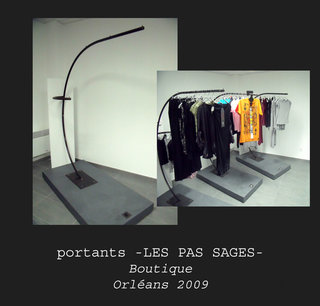 """Portant """"Les Pas Sages"""""""