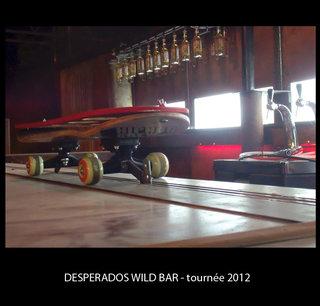 """Desperados """"Wild Bar"""""""