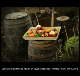 """Lancement du film """"Le Hobbit : un voyage inattendu"""""""