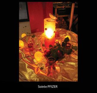 Soirée Pfizer