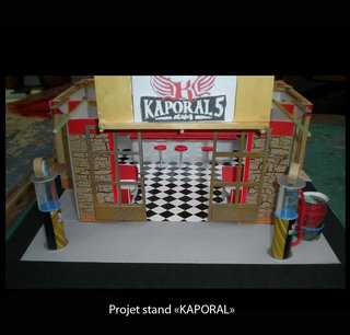 Stand Kaporal