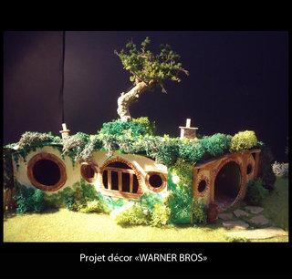 Maquette Bilbo
