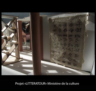 "Projet ""Litteratour"""