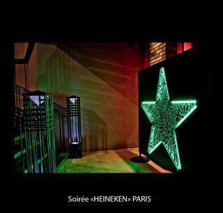 Soirée Heineken