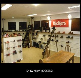 """Sowroom """"Kickers"""""""
