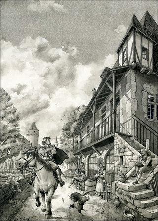 D'Artagnan, chemin faisant
