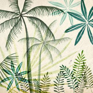 Toile tropicale
