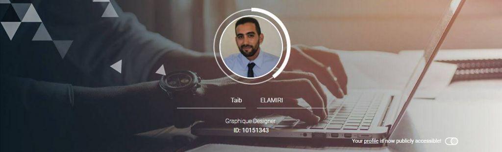 El Amiri Taib | Ultra-book Portfolio