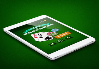 Interface Rush Casino Baccarat