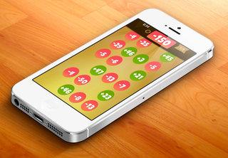 Interface du jeu Numero Math Challenge