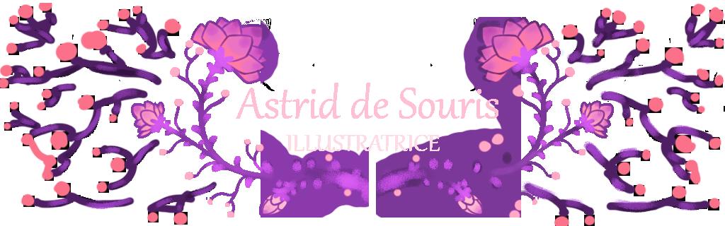 Ultra-book de Astrid de Souris Portfolio