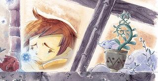 La Fille des feuilles/Miroir aux Troubles