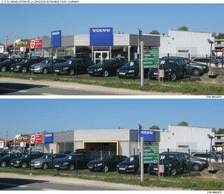 Volvo à Lormont (33)