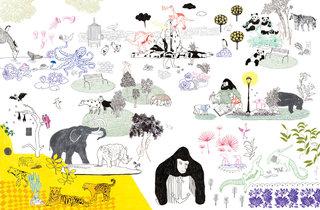 Au jardin Zoologique