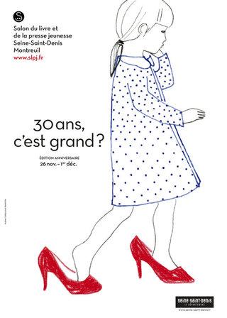 Salon du livre Montreuil 2014