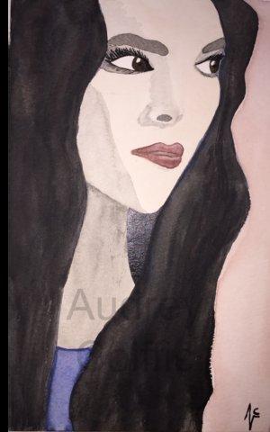 Aquarelle_Lady
