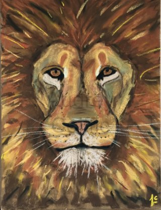 Pastel_Lion