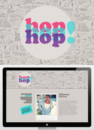 Hop, hop, hop ! /coaching sportif