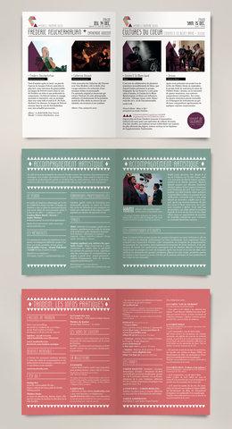 Tandem // programme automne 2012