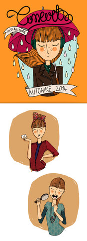 Illustrations / Programme Automne 2015