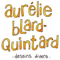 Portfolio d'illustration d' Aurelie Blard-QuintardNews : contact