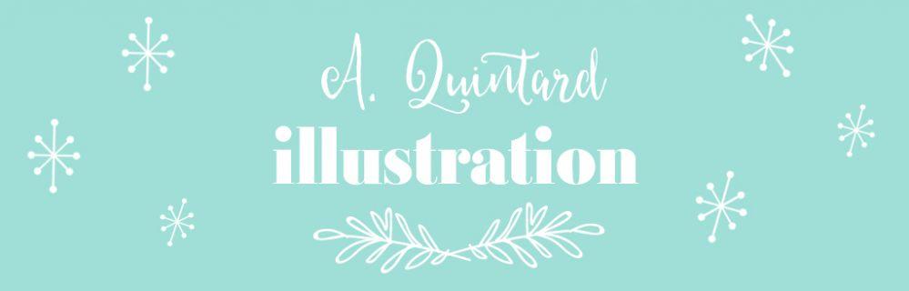 Aurelie Quintard Portfolio :iLLUSTRATION