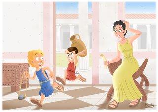 La maison romaine 2016